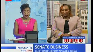 Fomer Meru Women Rep. Florence Kajuju comments on NASA's boycott