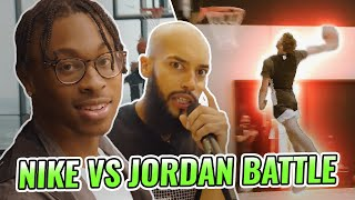 """""""Take Off The Shoes!"""" Best Players In Chicago BATTLE For The City! JuztJosh vs Overtime Larry"""