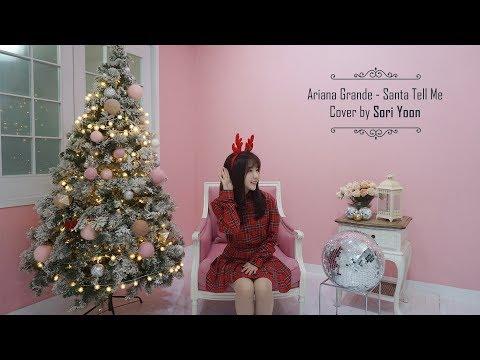 Ariana Grande - Santa Tell Me (YOON SO RI Cover_윤소리)