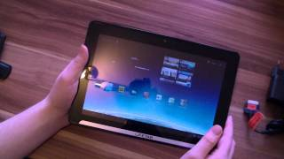 Medion LifeTab Unboxing and Hands On