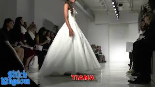 Alfred Angelo Disney Fairy Tale Weddings Collection For 2015 - Elsa From Frozen