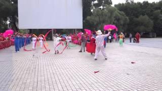 preview picture of video '中國吉林北山公園廣場舞'