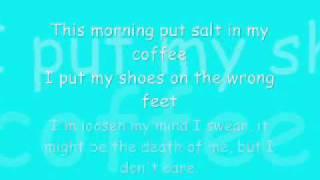 "Video thumbnail of ""Beautiful Mess Lyrics"""