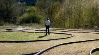 preview picture of video 'RC OffRoad Track Bollendorf'