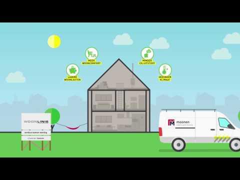 Gedragscampagne Woonlinie en Moonen helpt bewoners energiebesparen