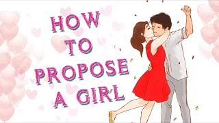 How to propose a girl in Tamil | How to impress your crush | love tips | World facts tamil