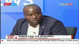 Kivumbi 2017: Mahitaji ya Kisumu (Sehemu ya tatu)