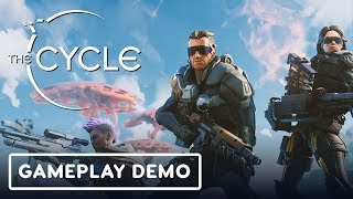The Cycle: A Competitive Quest Shooter about Space Prospecting - IGN Live Gamescom 2019