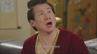 [HOT] 호텔킹 3회 - 중국 부자와 계약을 성사시키는 총지배인 이동욱 20140412
