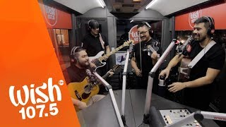 "Hale performs ""Sandali Na Lang"" LIVE on Wish 107.5 Bus"