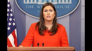 WATCH: White House Press Briefing - Trump Physical Exam Results - 1/16/18