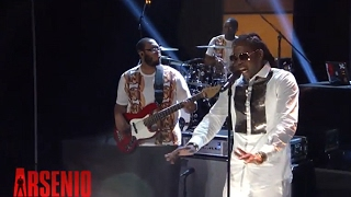2 Chainz Performs on Arsenio Hall Show