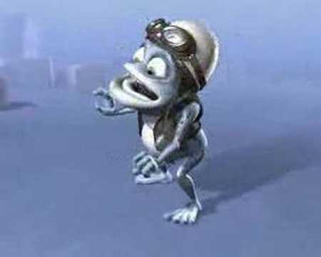 Titel: Crazy Frog Original Video