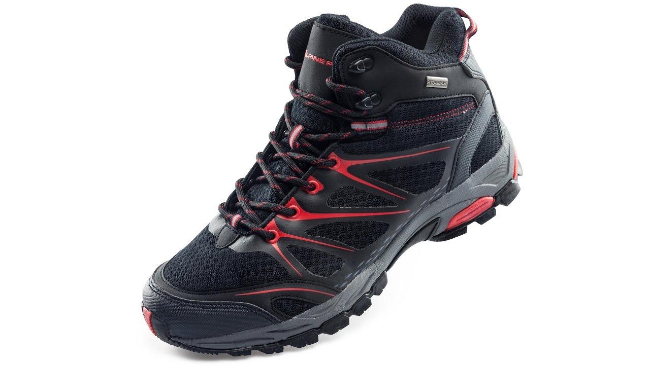 e1f3d73ed17 Pánské outdoorové boty Alpine Pro