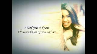 and i miss u and i need u