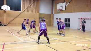 preview picture of video 'MMBCJ 2 vs Rennes ASPTT 3 - Honneur Départ. [Senior Masculin]'