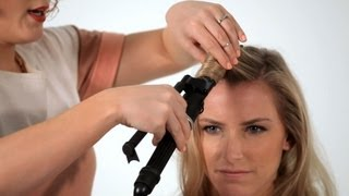 How to Use a Curling Iron | Hair Tutorials