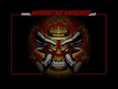 Freeze and Pixillate - Monster Magnet