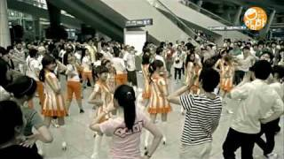 SNSD Hahaha samsung campaign CF 2 girls generation incheon airport