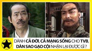 Dành Cả Đời Cả Mạng Sống Cho TVB, Dàn Sao Gạo Cội Nhận Lại Được Gì?