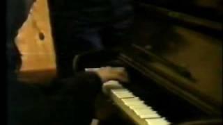 Como ha pasado el tiempo (cover de José Luis Perales). Ensayo en el Ignacio Gorriti