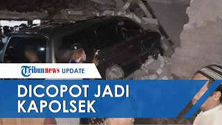 POPULER: Nasib Kapolsek yang Tabrak Rumah dan Tewaskan 2 Orang di Rembang, Kini Ditahan dan Dicopot