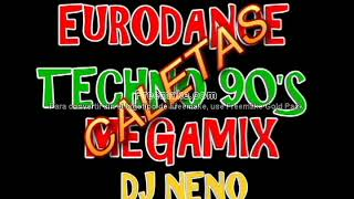 Techno Caleta - Dj Neno Vol.2 2019 90's