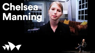 Chelsea Manning On Wikileaks, Trans Politics & Data Privacy   ANTIDOTE 2018