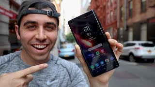 GALAXY NOTE 9 REVIEW!
