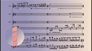 Mateusz Ryczek - 28 days of Moon [w/ score]
