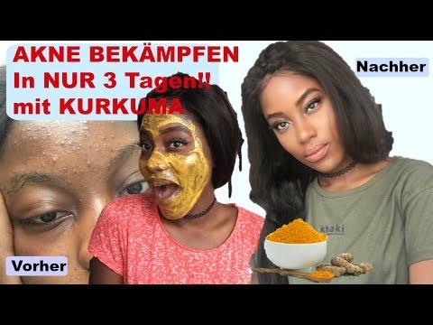 Die Maske die Person die Banane das Amylum
