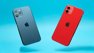 Apple iPhone 12 Pro & Apple iPhone 12 Unboxing - Should You Upgrade?
