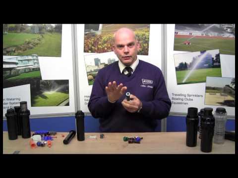 Hunter Pro Spray Pop-up Sprinklers