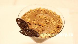 Шоколадный мусс - Рецепт Бабушки Эммы