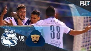 Liga MX | Puebla 1-0 Pumas Jornada 11 Clausura 2019