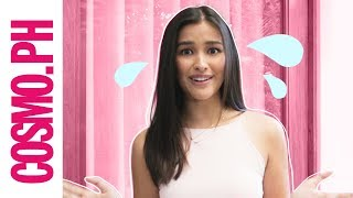 This Is Liza Soberano Without Deodorant On