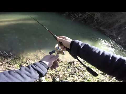 La slitta per pescare in Krasnoyarsk