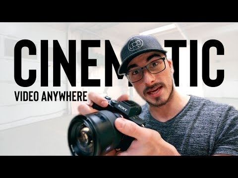 How To Shoot A Cinematic Video With A Sony A7III In 3 Hours