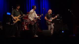 Martin Barre Band rocking The Aladdin Theater in Portland, 2019