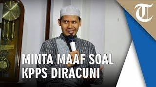 Ustaz Rahmat Baequni Ditahan Polda Jabar soal Hoaks KPPS Diracun, 'Maaf, Saya Hanya Mengutip'