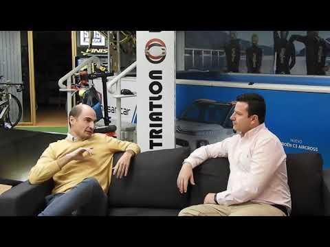 Info-33: Entrevista de Triatlón World a Juan Carlos Ladrón, Coach Deportivo del Proyecto JJOO 2024. TeamClaveria Files 01/2018