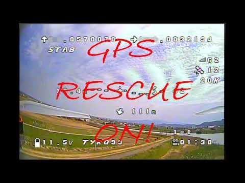 Tyro99 GPS RESCUE