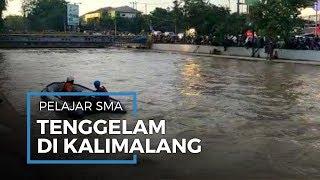 Pelajar SMA Tenggelam di Kalimalang Bekasi, Tim SAR Kesulitan Medan