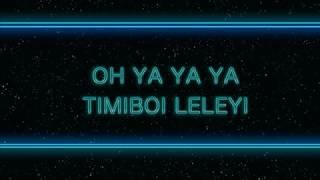 TimiBoi   OBIANUJU Ft L.A.X  LYRIC VIDEO