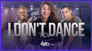 I Don't Dance   Matoma & Enrique Iglesias | FitDance Life (Choreography) Dance Video