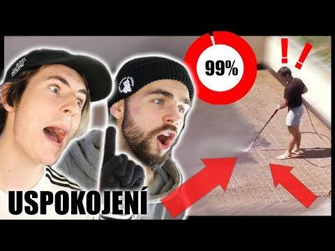 99% ĽUDÍ USPOKOJÍ TOTO VIDEO