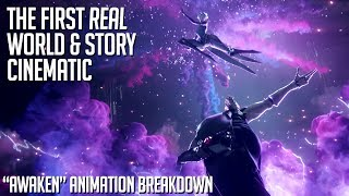"You know it's good when you can't stop talking about it || ""Awaken"" animation breakdown & discussion"