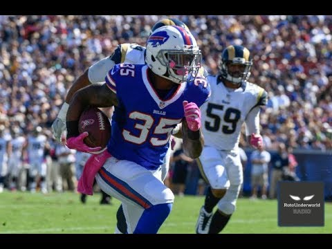 Mike Gillislee, Dion Lewis, and monopolizing the New England Patriots backfield in fantasy football