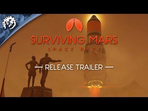 Surviving Mars Space Race Release Trailer thumbnail