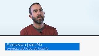 Convocatoria Oposiciones Justicia | Javier Plo - MasterD